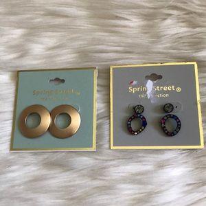 Spring Street earrings